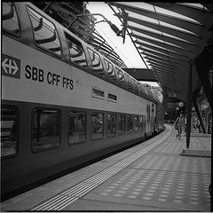 Interdiction de filmer un train en Suisse?