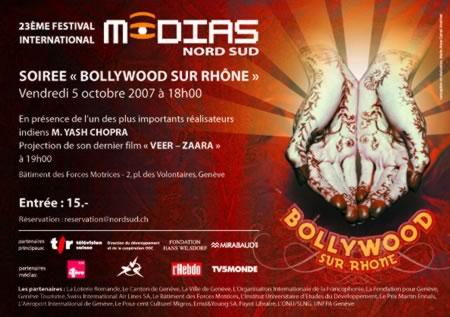 Bollywood sur Rhône