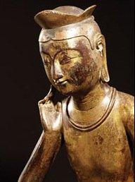 Le sourire de Bouddha