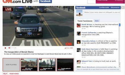 Obama : CNN Live on Facebook