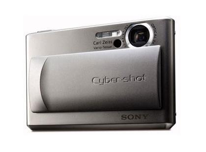 Capteur Sony Cybershot DSC-T1 remplacé gratuitement