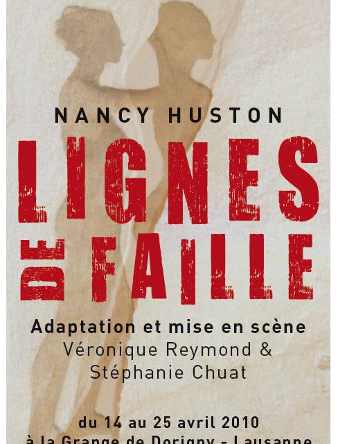 Lignes de faille : Nancy Huston à Lausanne