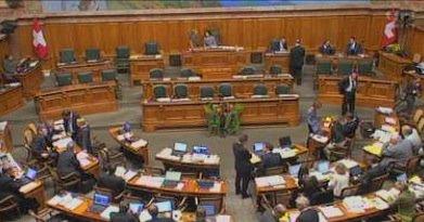 Elections au Conseil fédéral 2010 vues de Twitter