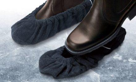 Trucs pour éviter de glisser sur le verglas et la neige