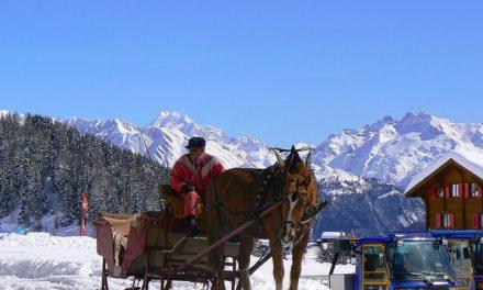 Mes stations de ski préférées en Suisse et en France