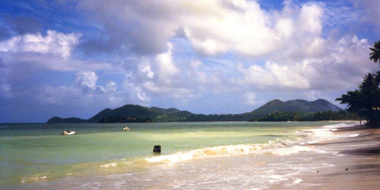 Passer les fêtes sous les Tropiques, à Sainte-Lucie