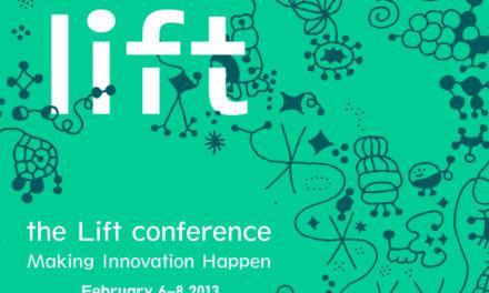 Suivre la conférence Lift 2013 à distance