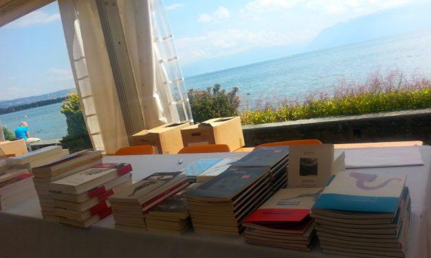 La librairie francophone au Livre sur les quais à Morges