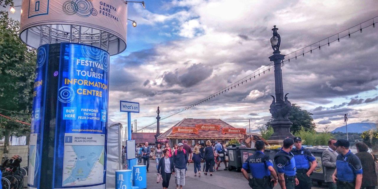 Geneva Lake Festival vs Fêtes de Genève