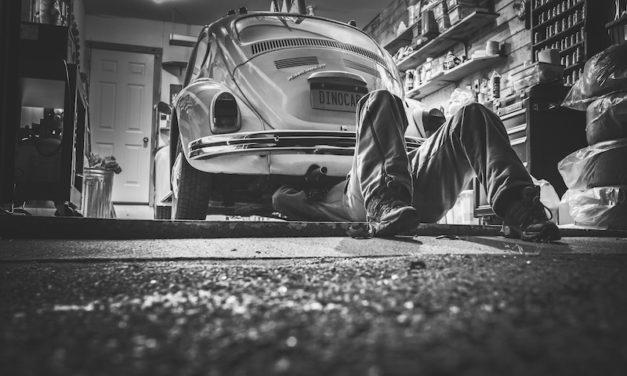 Réparer sa voiture soi-même