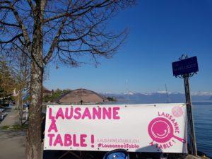 Lausanne à table 2018